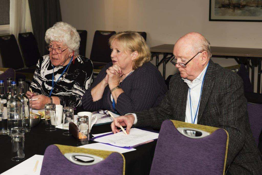 Members of South East Scotland Region 2 at our last Regional Network National Event.